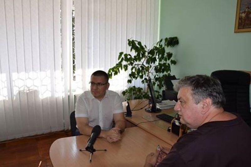 Андрій Кланца приїхав до Нетішина 19 липня