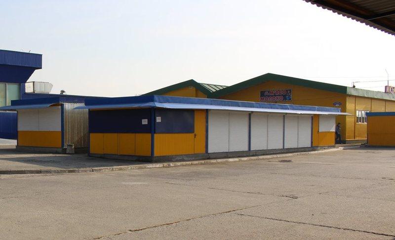 Два ринки у Нетішині запрацюють у звичному режимі