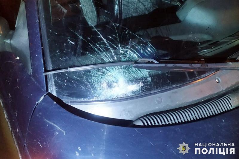 Аварія сталася у селі Заміхів Новоушицького району