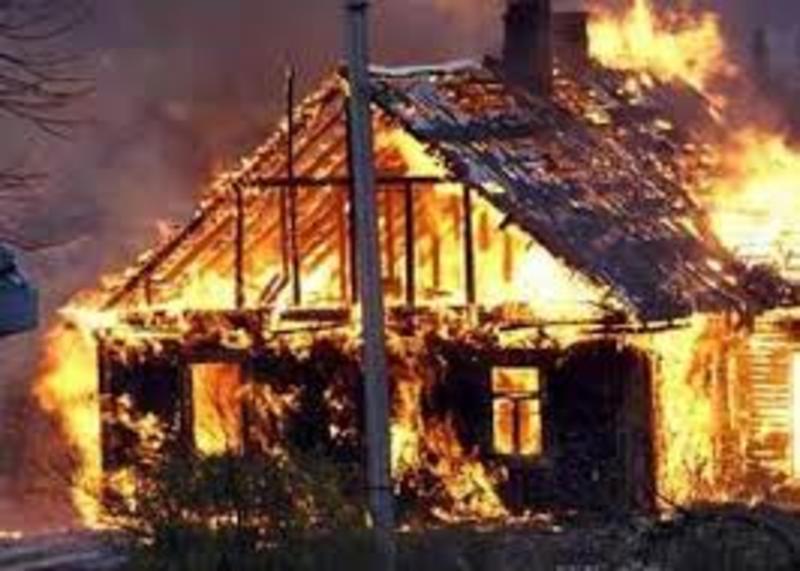 Вогонь спалахнув через необережність під час куріння