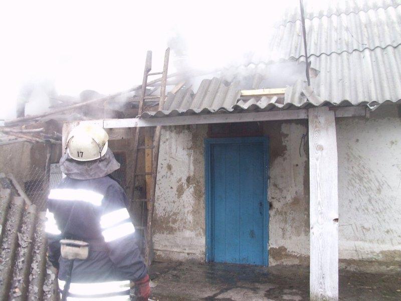 Рятувальники просять бути обережними під час паління та використання відкритого вогню