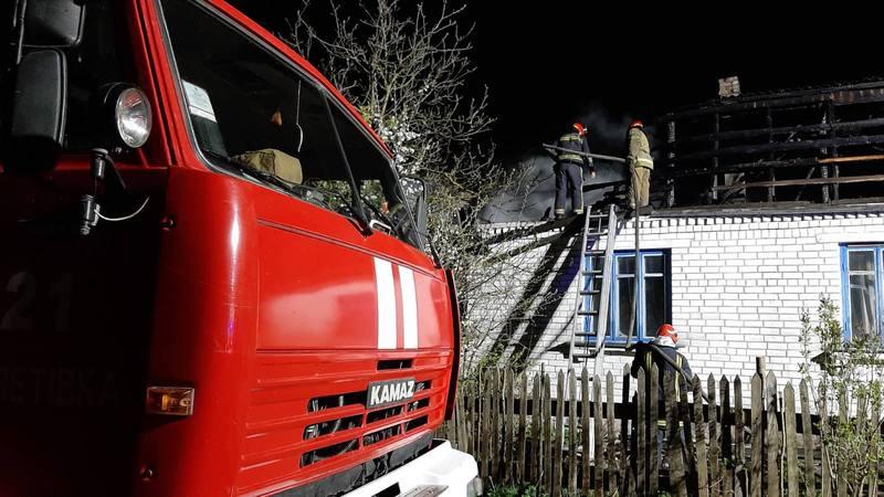 Рятувальники застерігають людей бути обережними з вогнем у побуті