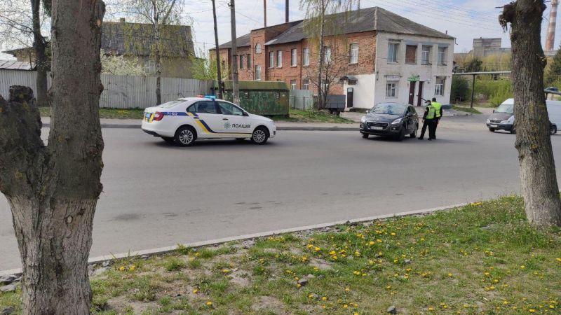 Місце події перевіряли правоохоронці та рятувальники