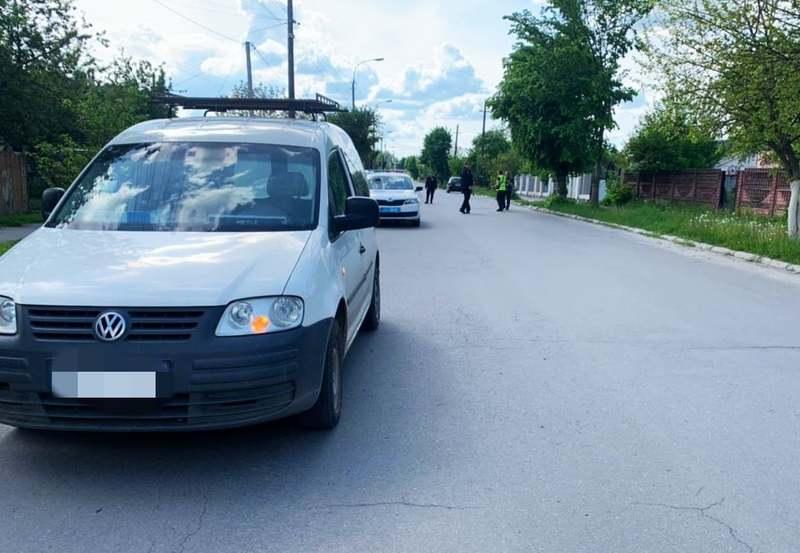 Правоохоронці шукаю свідків аварія, яка сталася 24 травня в Шепетівці