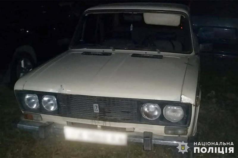 Шепетівські поліцейські за допомогою колег з Вінничини оперативно затримали крадія авто