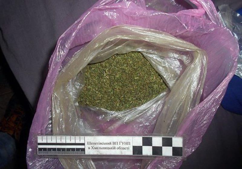 У будинку зловмисника виявили наркотики