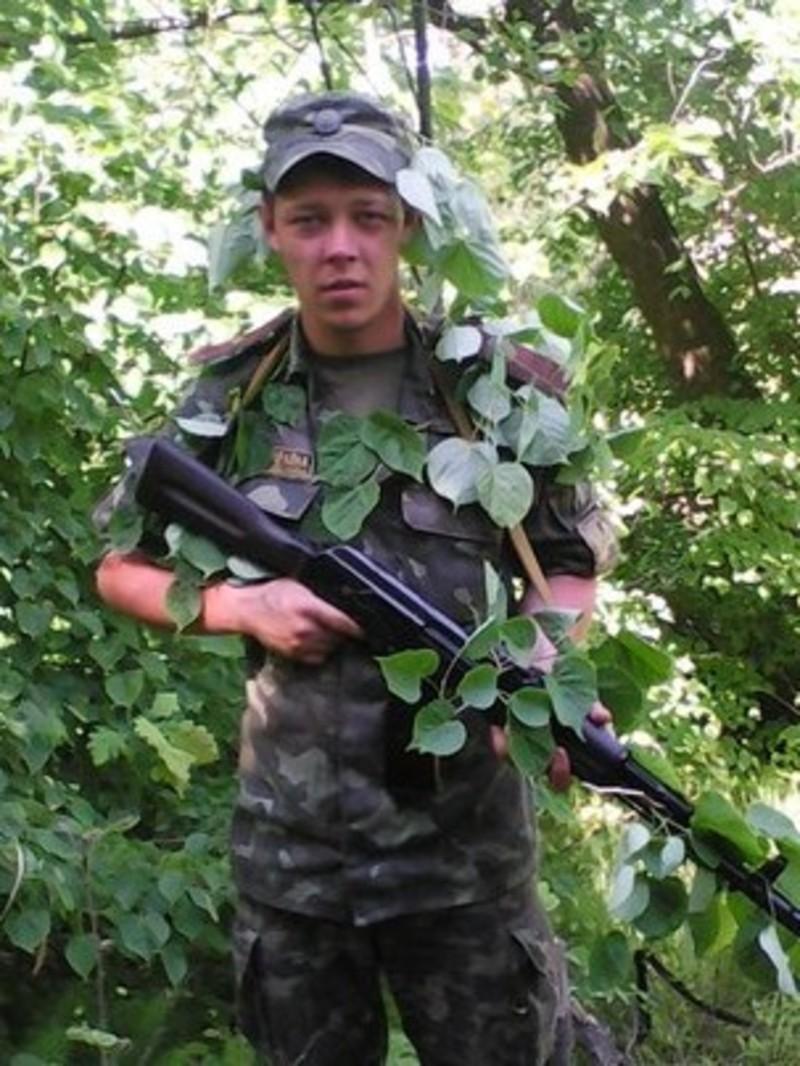Старший солдат зі Славути загинув на Донбасі