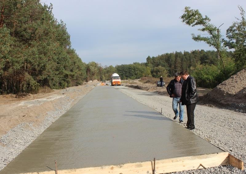 У Славуті розпочалося будівництво дороги, яка розвантажить автомобільні магістралі міста