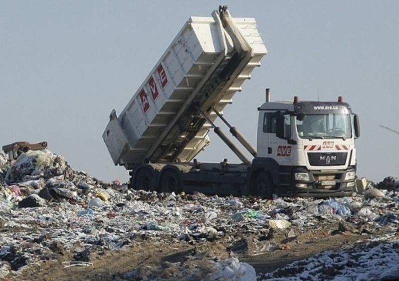 Львівське сміття намагались