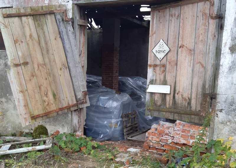Екологи виявили порушення у місті Славута
