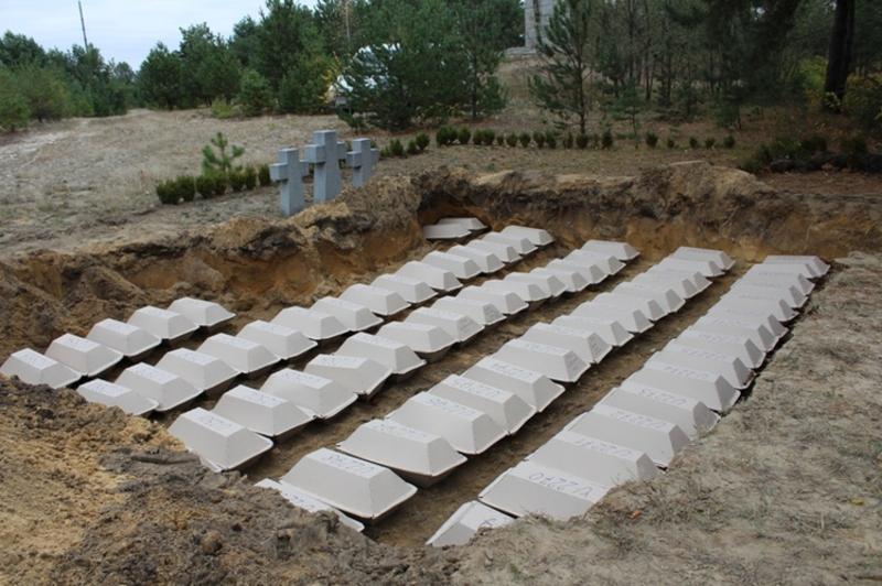 Робота Представництва Німецької Народної Спілки догляду за військовими похованнями поширюється на 8 областей Західного регіону України