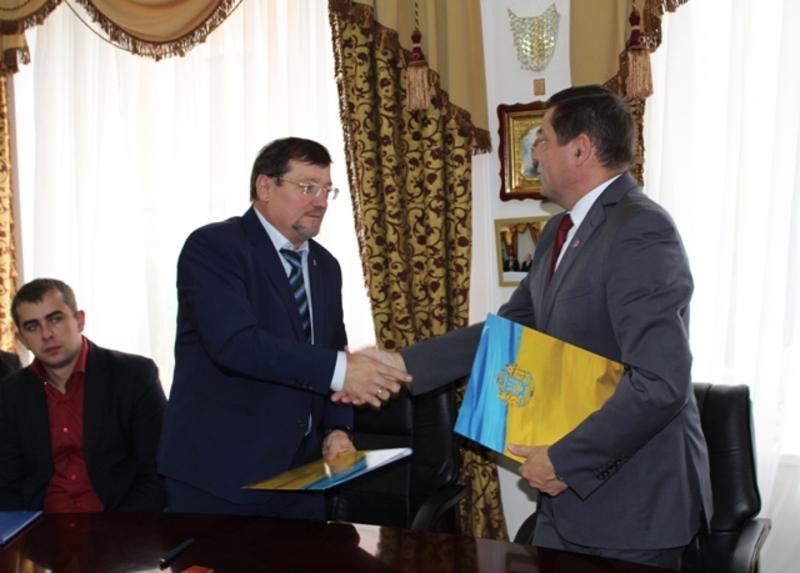 Після підписання угоди очікується розвиток відносин між жителями обох міст