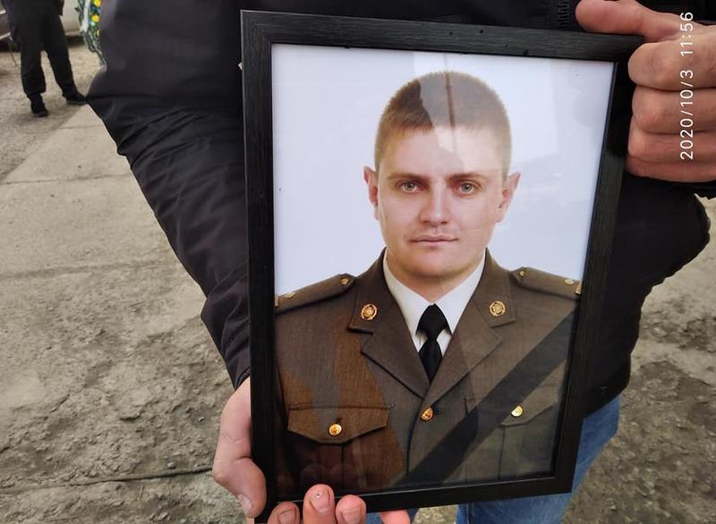 У Центрі спеціальних операцій СБУ «Альфа» Володимир Фомюке працював з 2017 року