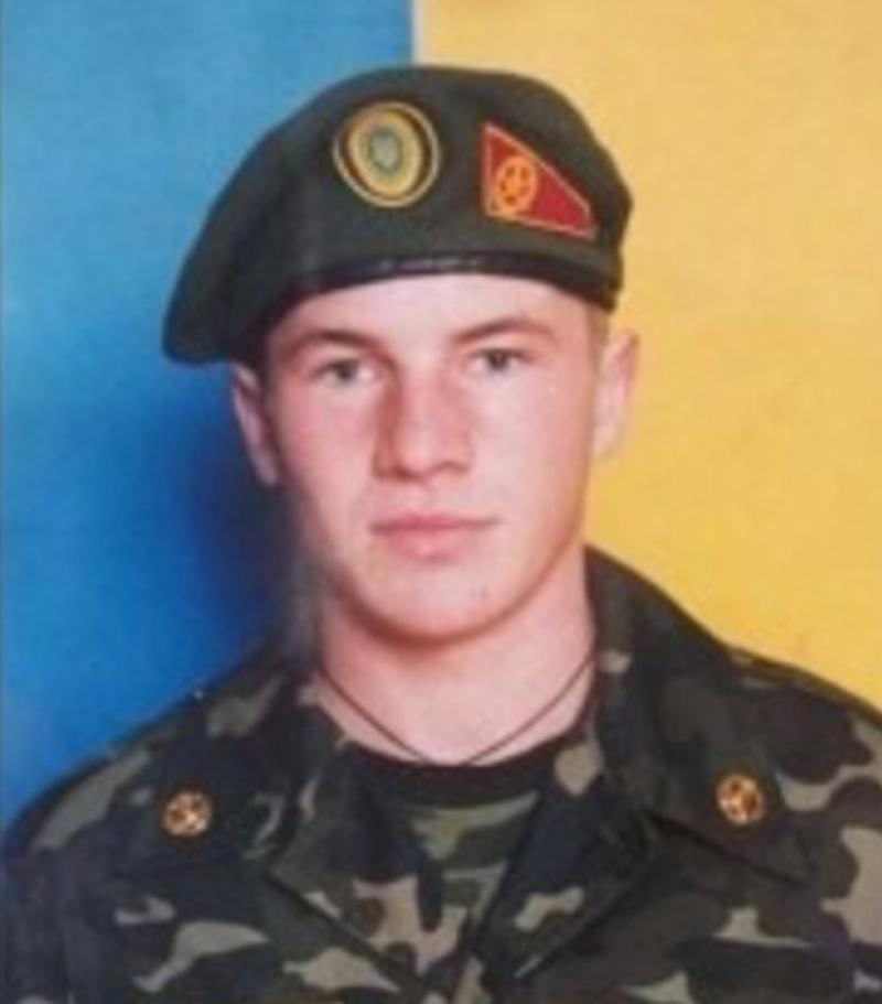 Микола Гончарук загинув 21 травня в результаті мінометного обстрілу російських бойовиків