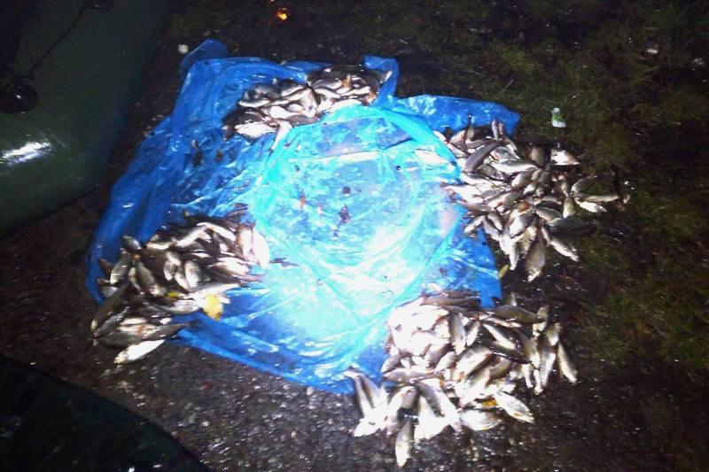 Рибу славутчанин виловлював для власних потреб