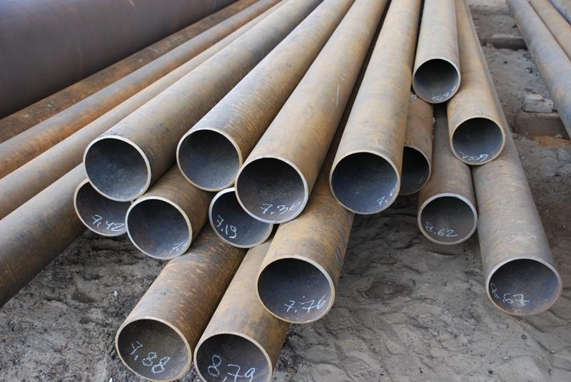 На Хмельниччині затримали крадія металевих труб