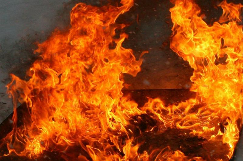 Ймовірна причина пожежі – коротке замикання електромережі