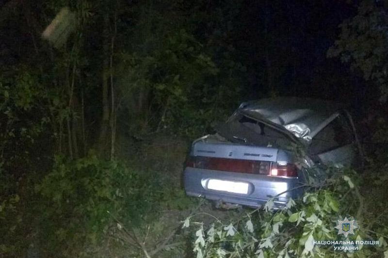 Пасажирка померла на місці події