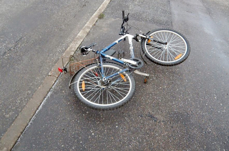 Постраждала 46-річна велосипедистка