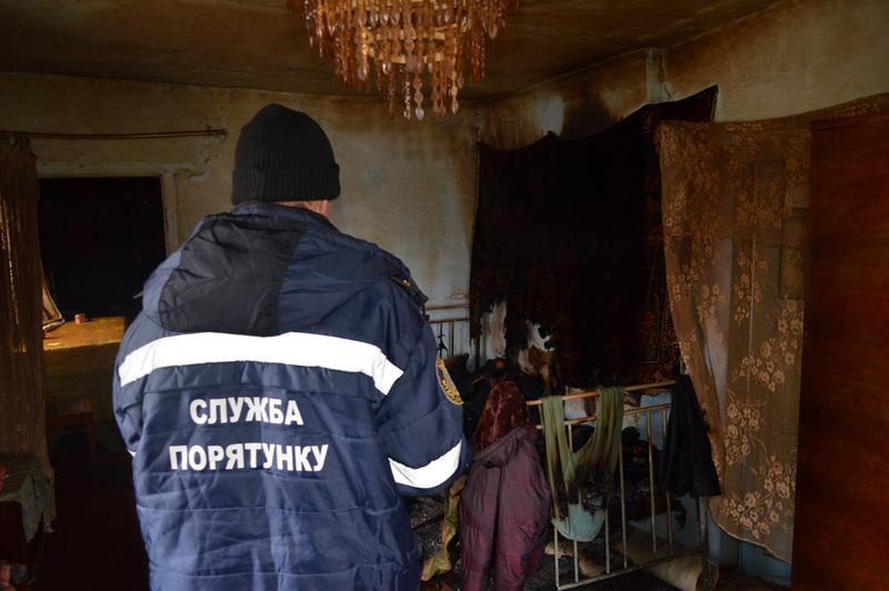У Старокостянтинівському районі у пожежі загинули чоловік та жінка