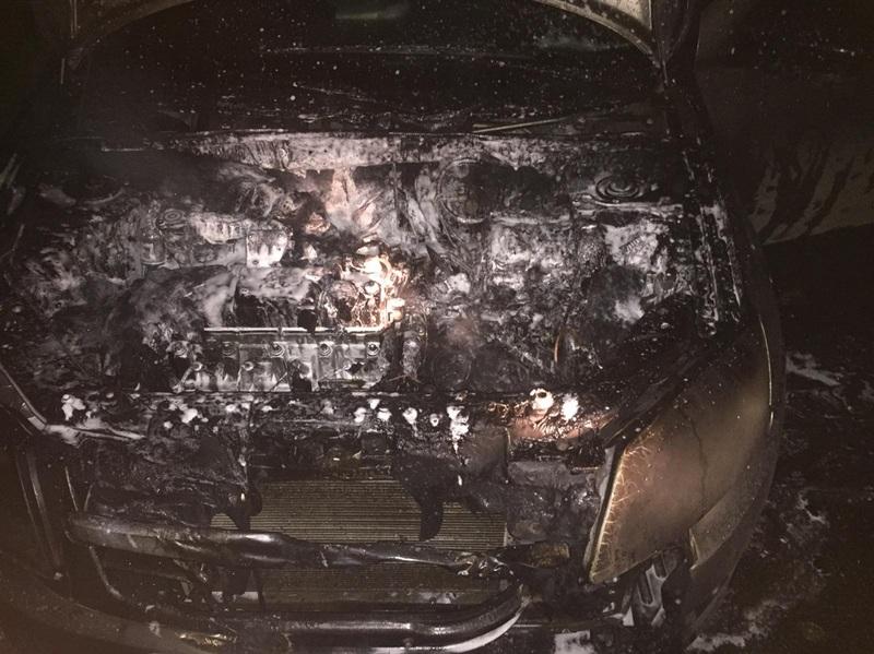 Травмованих та загиблих на пожежі не було