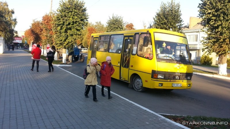 У Старокостянтинові проїзд в автобусах може подорожчати з 1 січня 2019 року