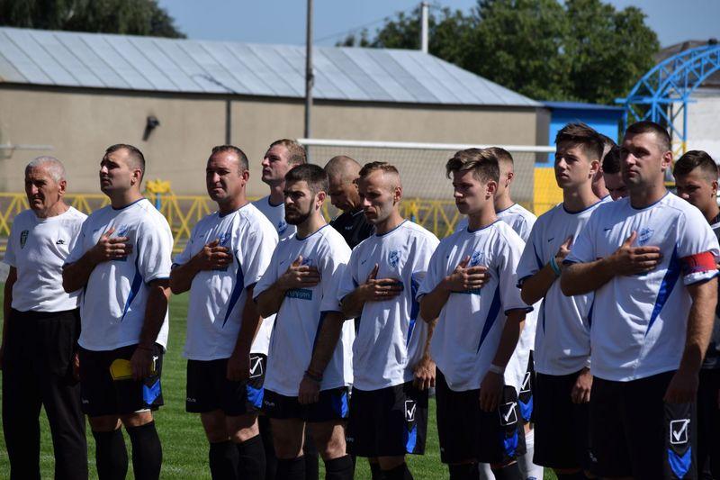 Футбольний турнір у пам'ять про полеглих під Іловайськом захисників розпочався хвилиною мовчання