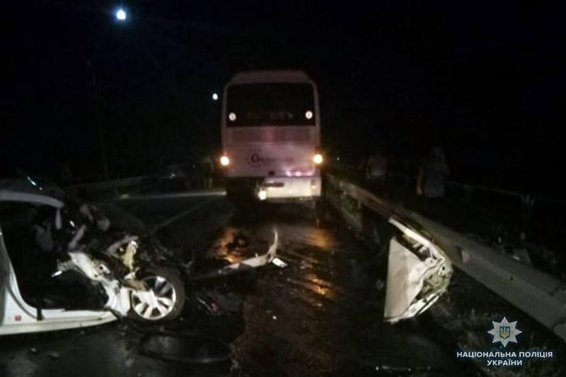 Дорожньо-транспортна пригода сталася вчора, 29 липня, близько 21:30 години в місті Старокостянтинів