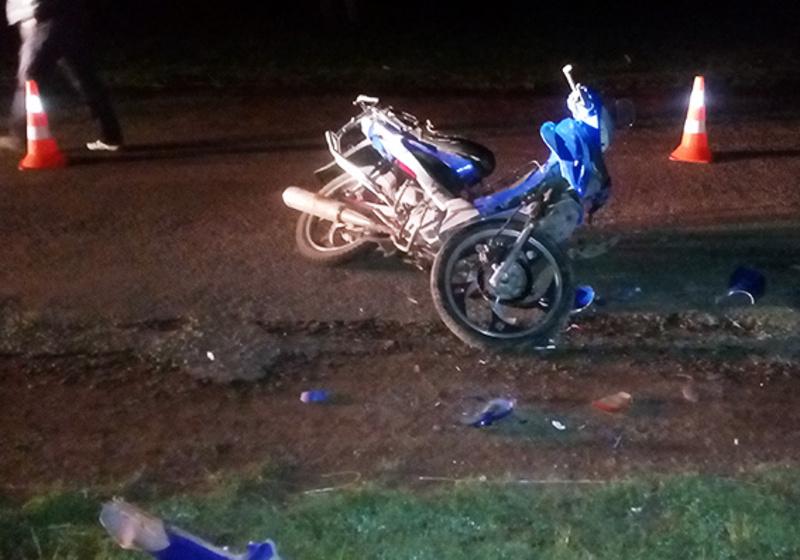 Водія скутера госпіталізували в центральну районну лікарню з переломами руки і ноги