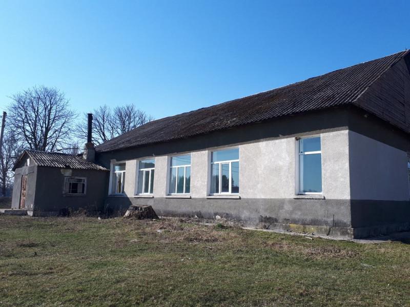 Ось це приміщення планують передати для розміщення краєзнавчого музею Теофіпольського району