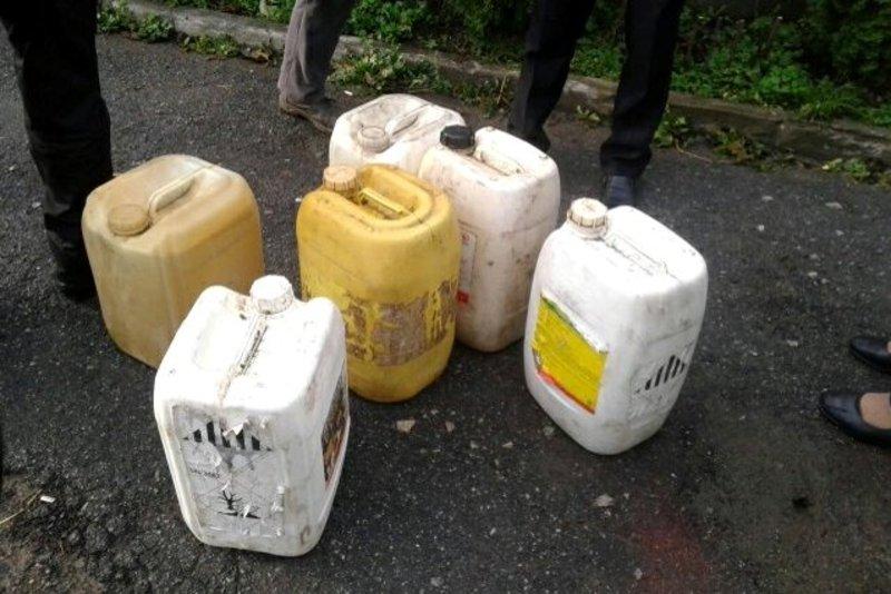 У чоловіка викрали 700 літрів пального