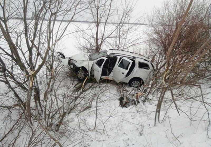Пасажир автомобіля отримав струс головного мозку та закриту черепно-мозкову травму