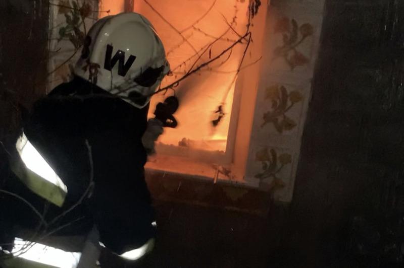 Пожежа, внаслідок якої загинула літня жінка, сталася в Бокиївці Волочиського району