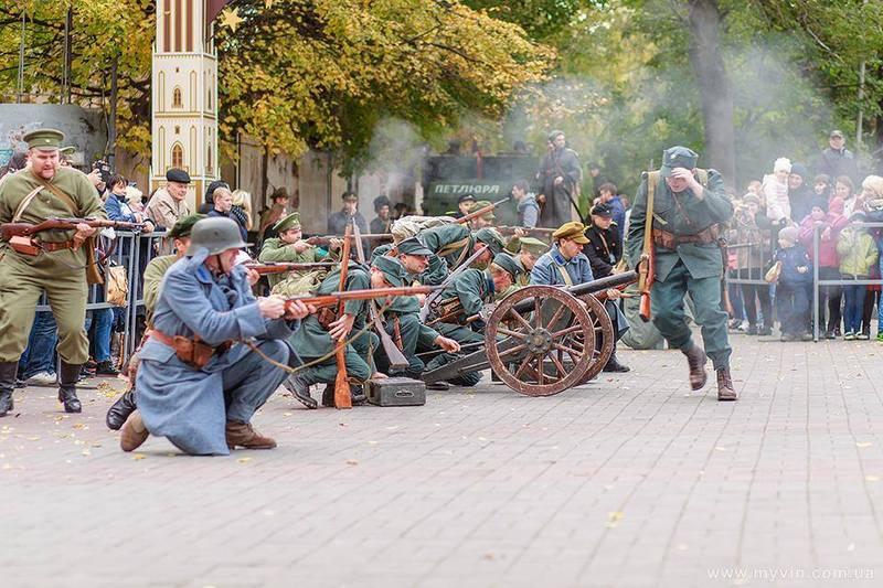 У Волочиську відбудеться театралізоване військово-історичне дійство «Бій підрозділів війська УНР проти збройних відділів більшовицької Московії»