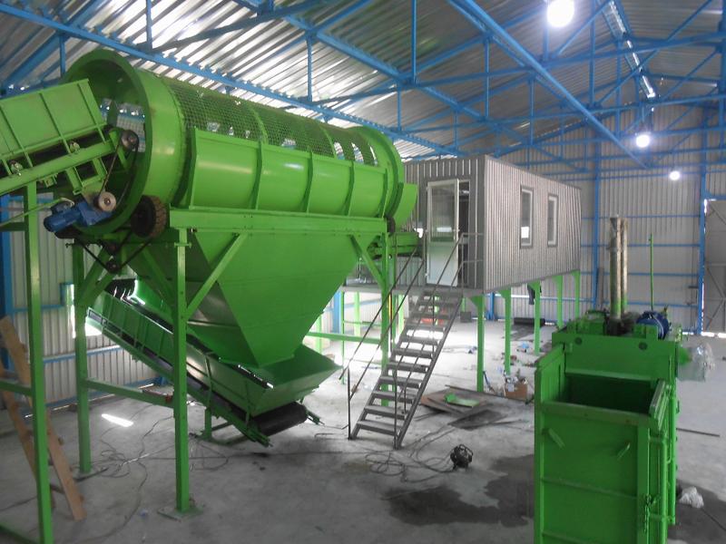 Постачальником обладнання став «Барський машинобудівний завод»