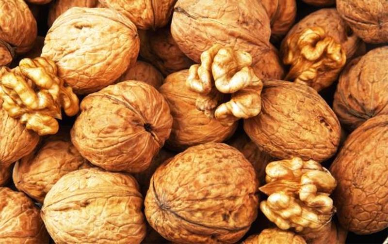Злодії поцупили 26,5 кілограмів грецьких горіхів