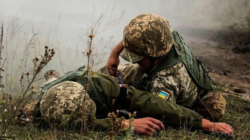 Хомчак розповів про бій під Шумами, в якому загинули четверо українських військових