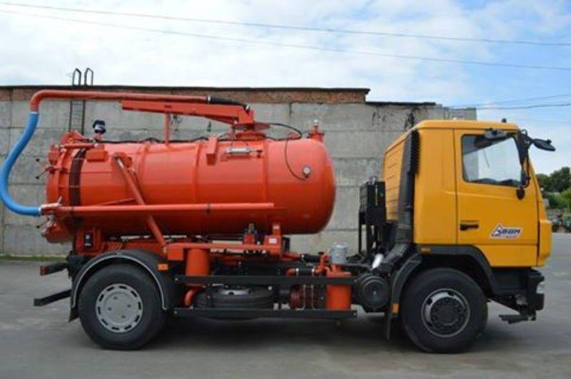 Автомобіль за потреби використовуватимуть працівники водопровідного і каналізаційного господарства