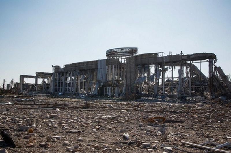 Бої за аеропорт тривали 242 дні