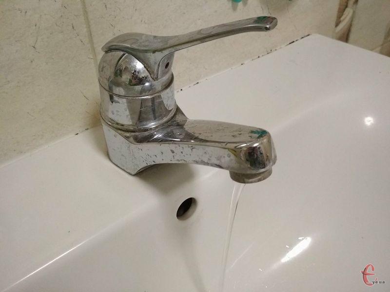 Після 16:00 водопостачання буде відновлено