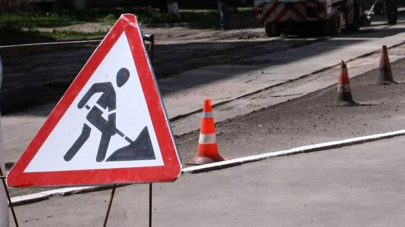 Водіїв попереджають про часткове обмеження руху