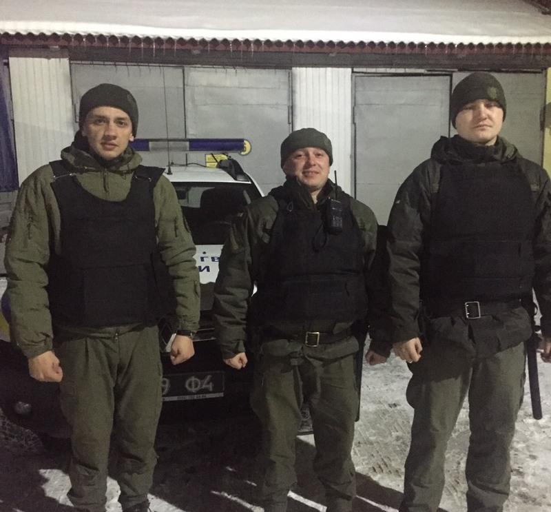Затримано правопорушників, які незаконно зберігали зброю та носили її з собою