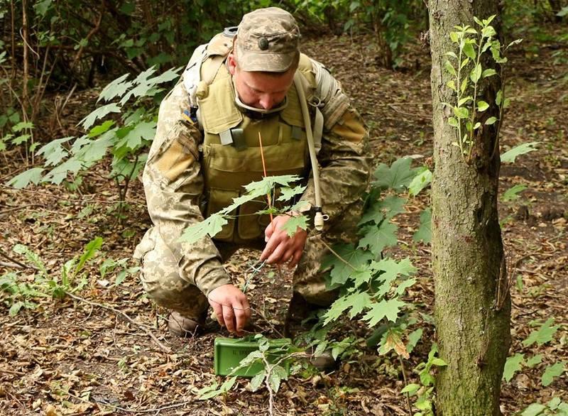 Випуск позаштатних інспекторів, який відбувся 23 липня, перший для Центру розмінування Збройних сил України