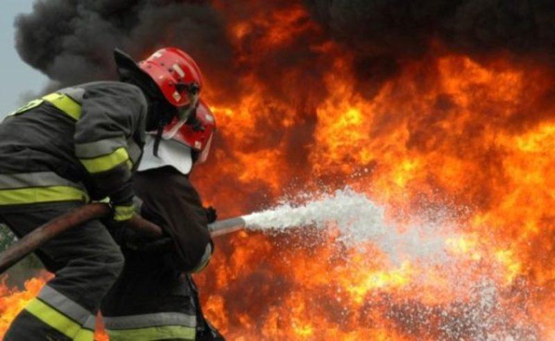 Рятувальники чотири рази виїжджали на гасіння пожеж