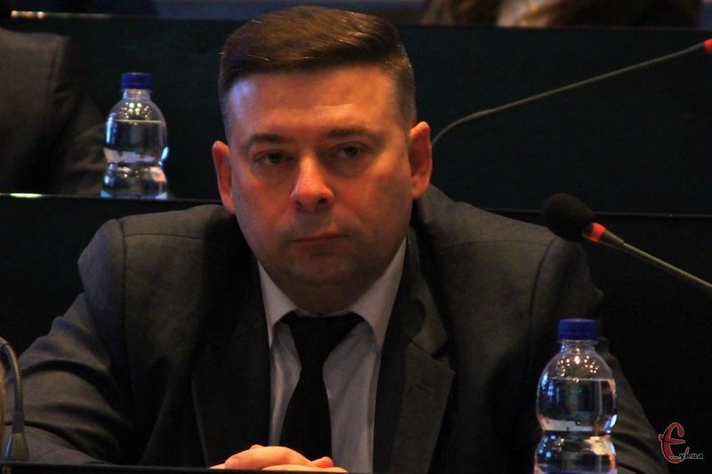 В'ячеслав Мороз, який вже був депутатом міської ради попереднього скликання, знову став міським обранцем