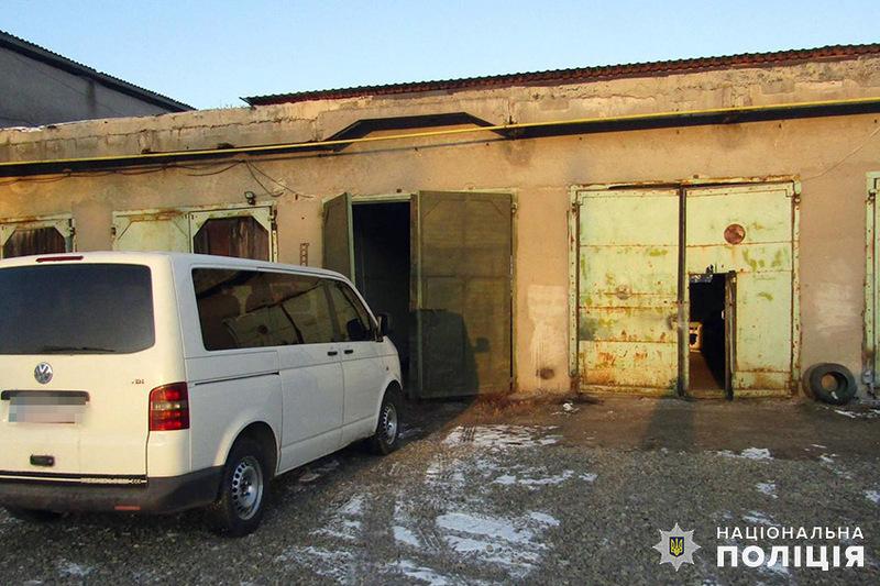 Невідомі проникли в його гаражне приміщення і викрали обладнання