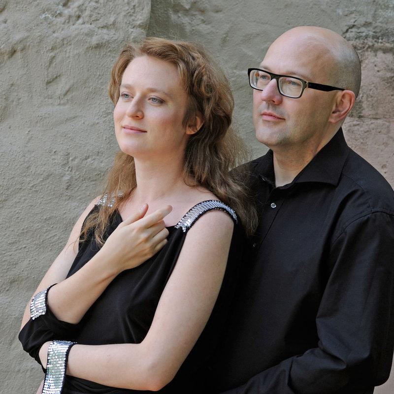 «DUO 9» у складі Єлизавети Бірюкової  (флейта) та Крістофа Ріттера (фортепіано)
