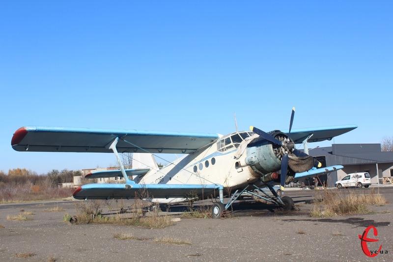 Фактично ремонт злітно-посадкової смуги необхідний для відновлення вантажних перевезень