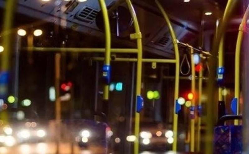 Подія сталася у тролейбусі №11 А