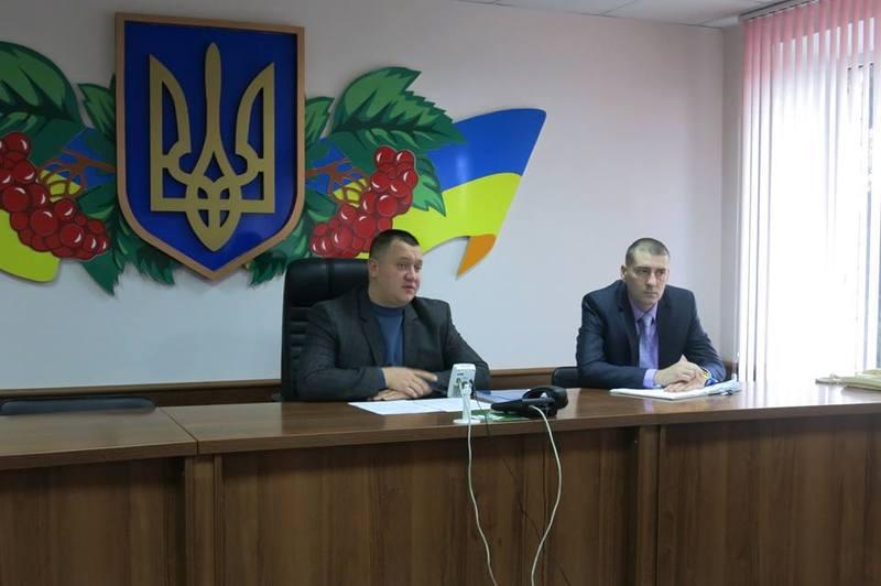 Ігор Кирник в органах внутрішніх справ з лютого 2003 року